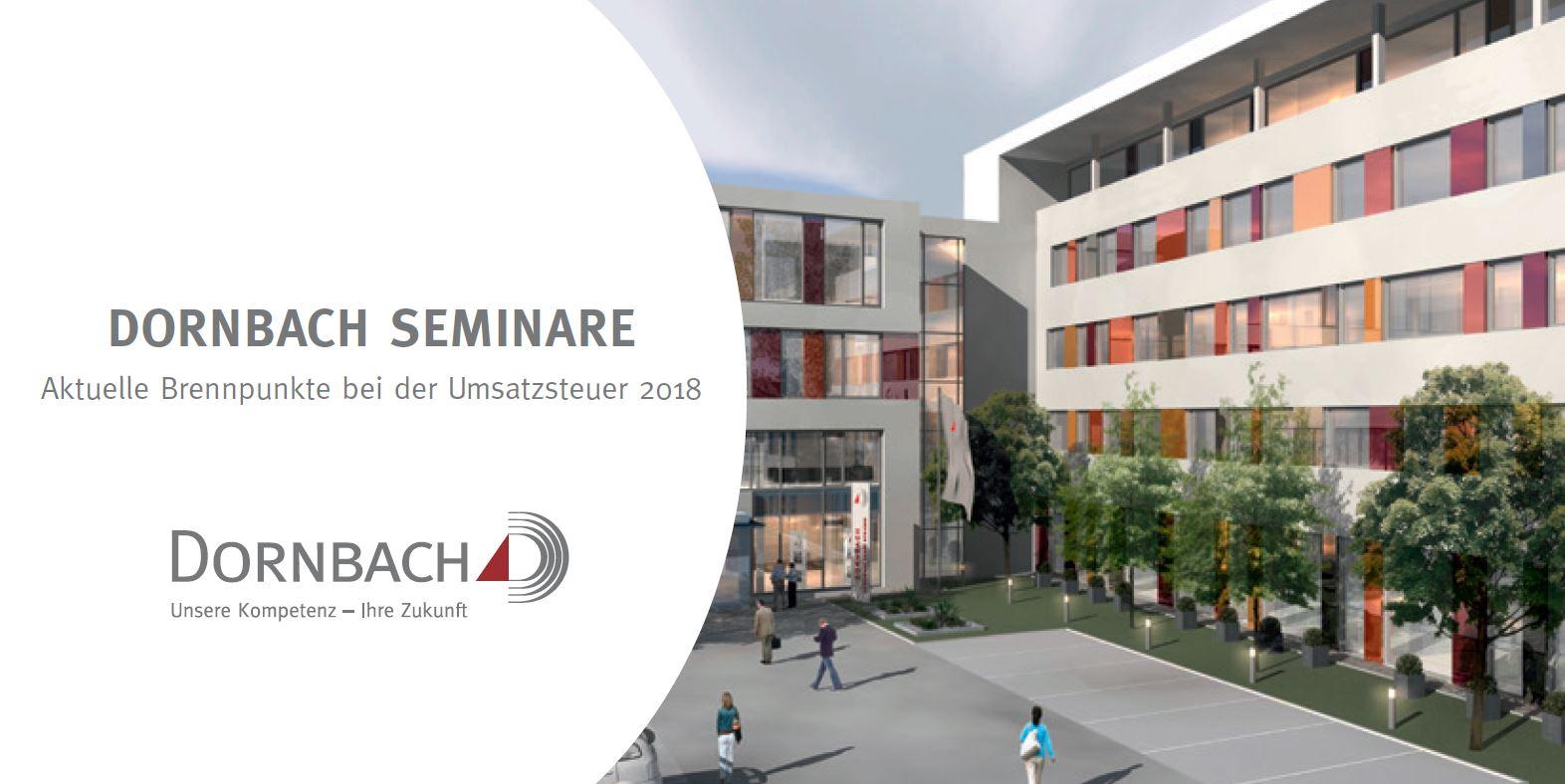 dornbach seminar aktuelle brennpunkte bei der